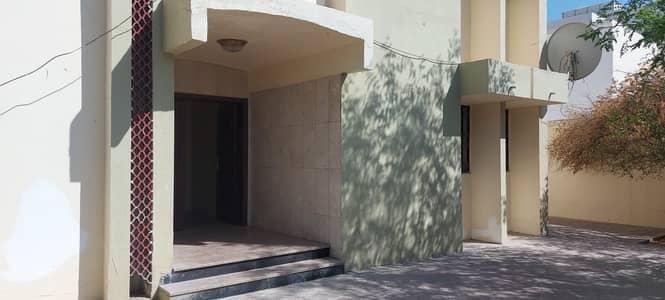 3 Bedroom Villa for Rent in Maysaloon, Sharjah - 3 bedroom hall villa for rent in Al Maysaloon