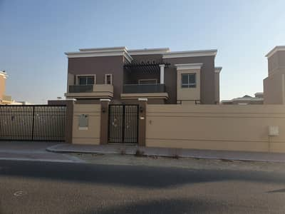 5 Bedroom Villa for Rent in Barashi, Sharjah - Brand New Spacious 16000 sqft 5 Bedrooms independent villa for rent in Al Barashi