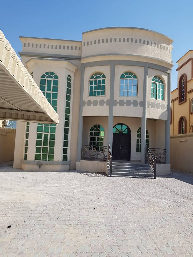 SUPER DELUXE 5 BEDROOM FOR RENT IN AL RAWDA 2 AJMAN 70,000-/ YEARLY.