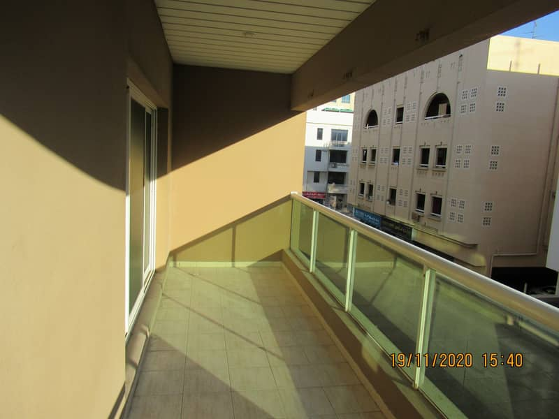 7 balcony