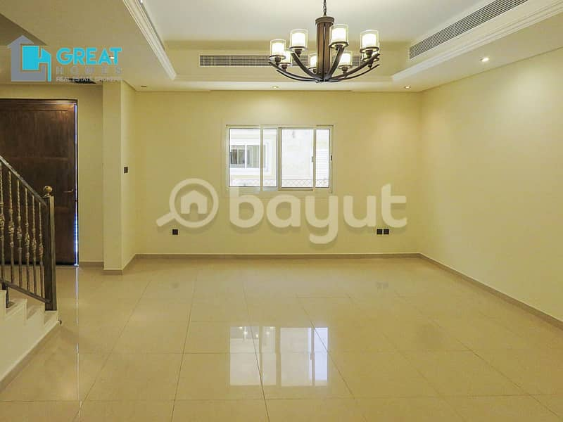 2 Well Maintained  Villa for Rent