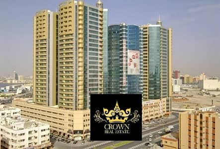 2 Bedroom Apartment for Sale in Ajman Downtown, Ajman - AMAZING DEAL !!!! SEA VIEW 2BHK AVAILABLE FOR SALE IN AL HORIZON TOWER , AJMAN WITH PARKING