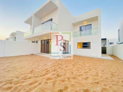3 Bedroom Villa for Rent in Yas Island, Abu Dhabi - Brand New 3 BR + M at Prime Location Available Now
