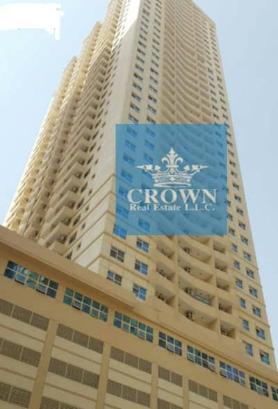 1 Bedroom Flat for Rent in Emirates City, Ajman - FOR RENT! OPEN VIEW 1BHK IN LAVENDER TOWER