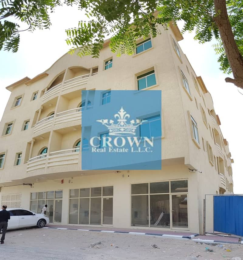 BRAND NEW 1BHK FOR RENT IN MOWAIHAT 3, AJMAN