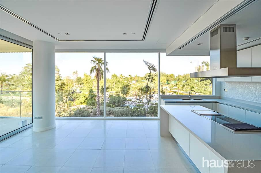 2 Brand New   1 Bed   Study   Private   Park Views
