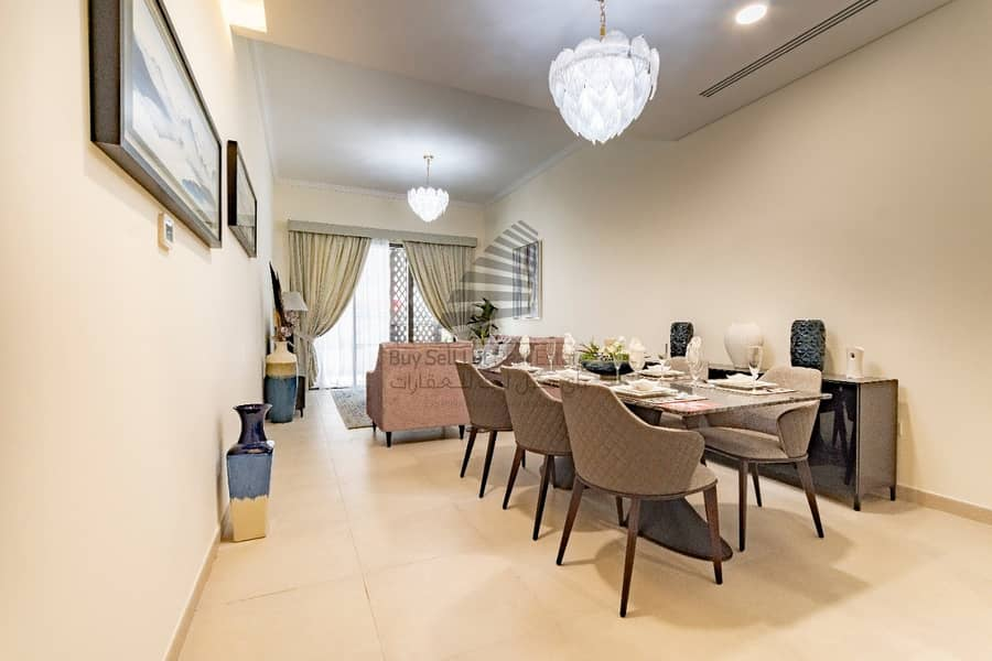2 BEAUTIFUL COMMUNITY/ SPACIOUS 3 BEDROOM APARTMENT/ JANAYEN AVENUE MIRDIF HILLS