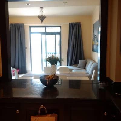 فلیٹ 1 غرفة نوم للبيع في المدينة القديمة، دبي - 1 Bed+ Large Study   Burj Khalifa and Pool View