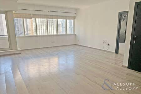 2 Bedroom Flat for Rent in Dubai Marina, Dubai - Marina View   Upgraded Flooring   2+Study