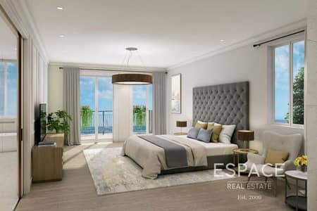 فیلا 4 غرف نوم للبيع في جميرا، دبي - Genuine Resale 4 Bed Villa | Sea Views