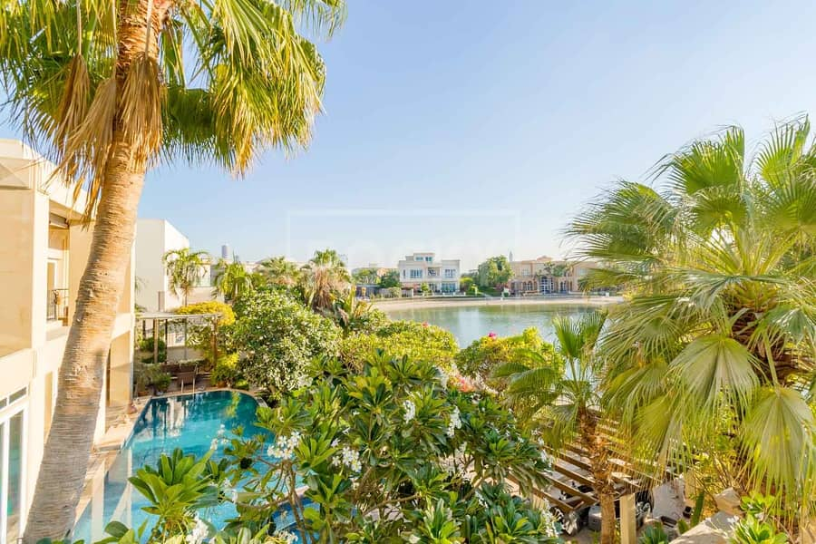 Fully Furnished | Villa | Canal View | Emirates Hills