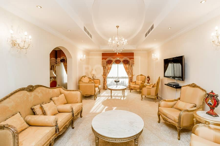 2 Fully Furnished | Villa | Canal View | Emirates Hills