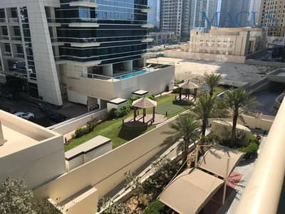 Studio for Rent in Dubai Marina, Dubai - Studio for rent with Balcony  | Furnished