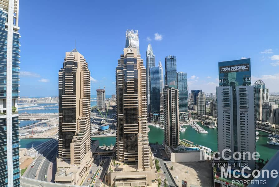 26 Marina & Sea View | Spacious | View Today