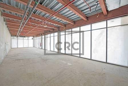 Shop for Rent in Jumeirah Lake Towers (JLT), Dubai - Retail Unit Shell & Core Brand New Building