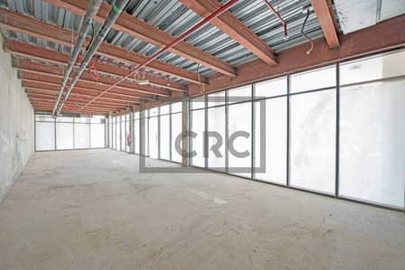Shop for Rent in Jumeirah Lake Towers (JLT), Dubai - Shell & Core Brand new building