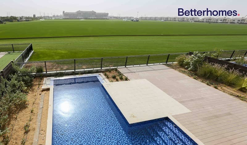 Luxurious| Private Pool | Polo Pitch View