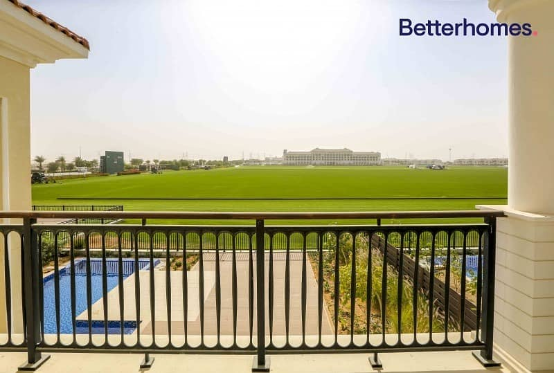 19 Luxurious| Private Pool | Polo Pitch View