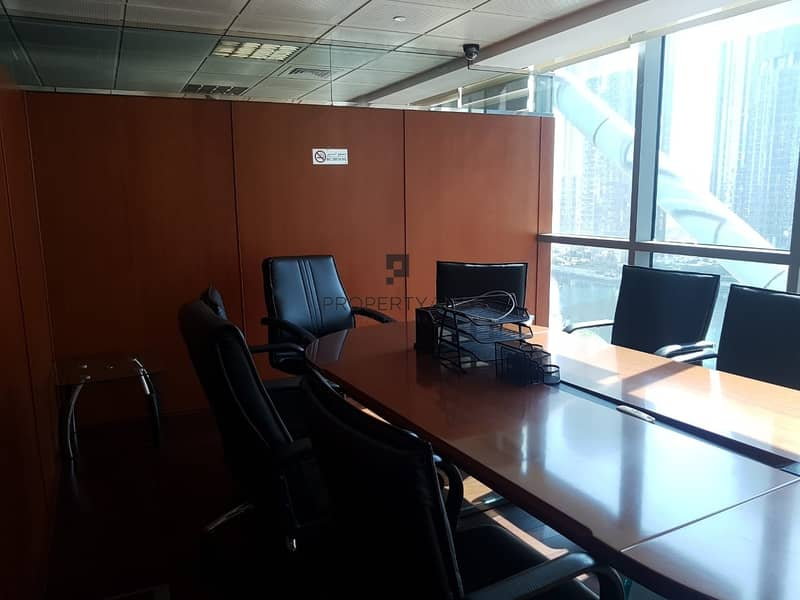 2 Fitted - Furnished office space |Good Price