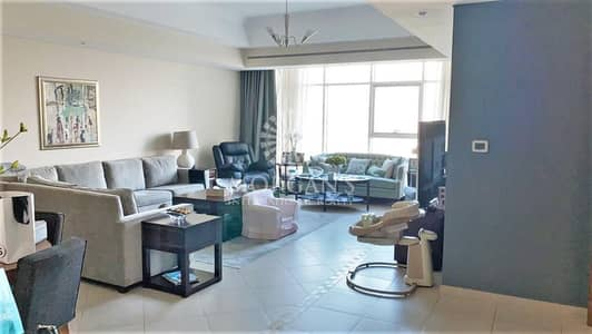 2 Bedroom Apartment for Sale in Jumeirah Lake Towers (JLT), Dubai - Upgraded 2BR + Maid's with Amazing View