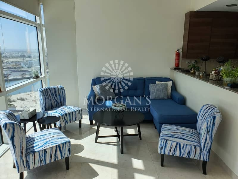 2 Furnished Studio Apartment in Bay Square