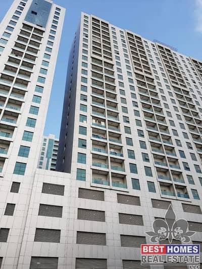 شقة 2 غرفة نوم للايجار في النعيمية، عجمان - شقة في برج المدينة النعيمية 3 النعيمية 2 غرف 29000 درهم - 4883928