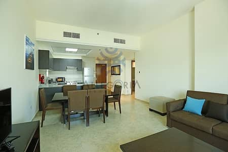 . Amazingly Furnished 1 Bed