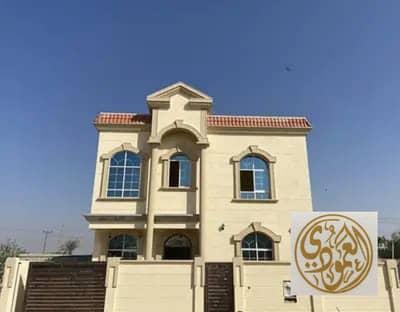 5 Bedroom Villa for Sale in Al Helio, Ajman - Villa for Sale in AL Helio 2 ready to move in