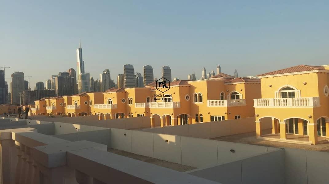 15 Jumeirah Park District 2 Single Row Villa with Huge Plot