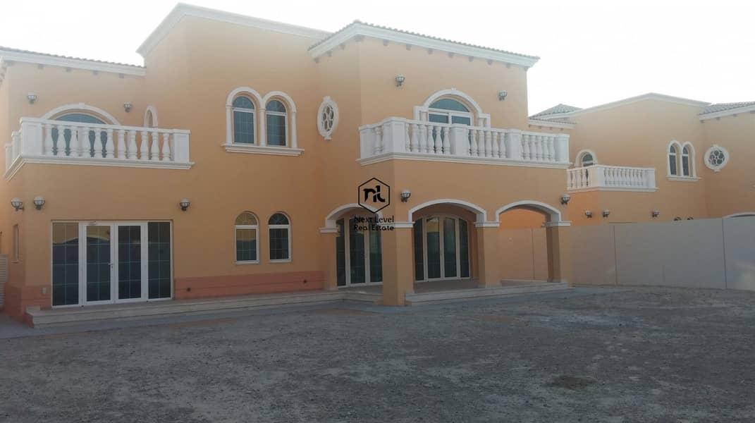 2 Jumeirah Park District 2 Single Row Villa with Huge Plot