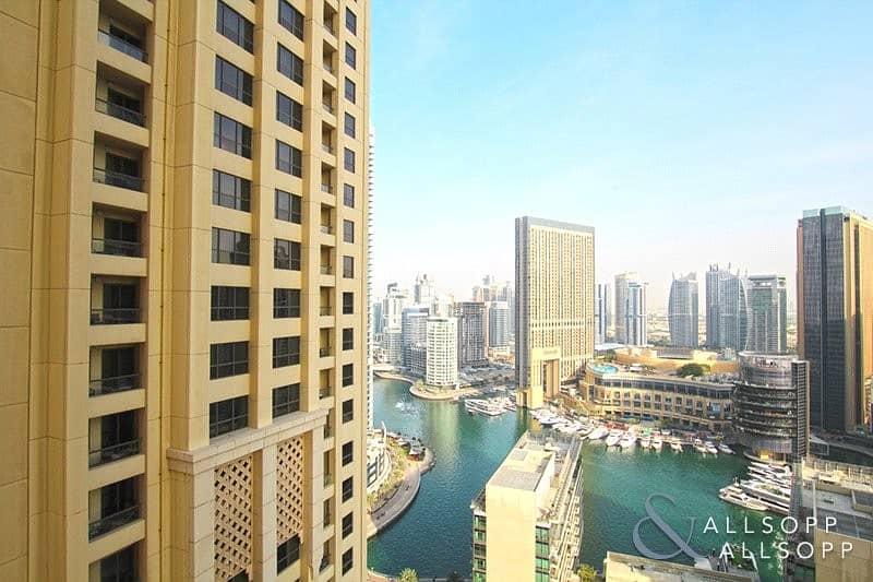 2 Bed |  High Floor | Partial Marina Views