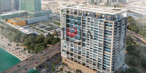 3 Bedroom Flat for Sale in Al Maryah Island, Abu Dhabi - Surprising offer   3 BR duplex furnished    No Installment during construction