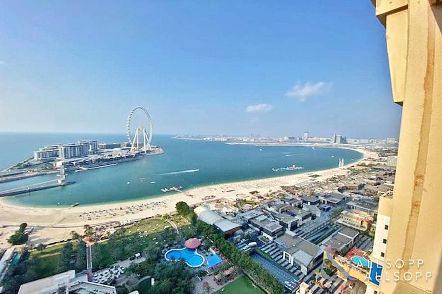 2 Full Sea View | Fully Furnished | Upgraded