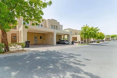تاون هاوس 3 غرف نوم للايجار في المرابع العربية، دبي - Bright Type 3M | 3BR with Study| Unfurnished