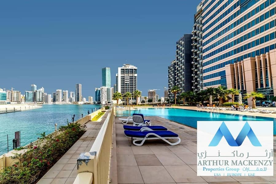 11 Beautifully Furnished | High Floor | Skyline View - Business Bay e