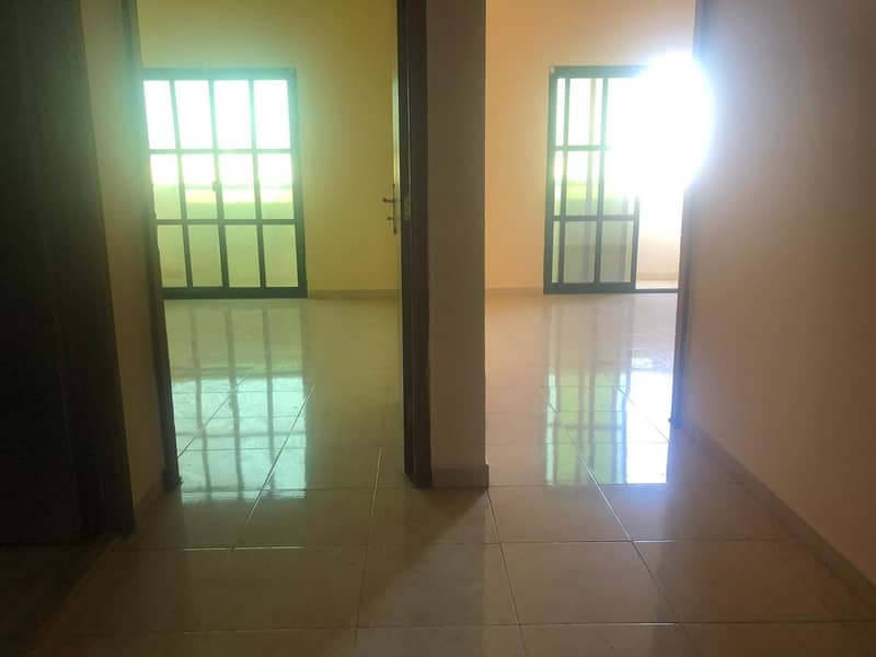 Hot Deal!!!Tow  Bed Room Hall With Two Bath Rooms  Available  With 12 Cheques Only  In (18K)
