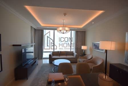 1 Bedroom Apartment for Rent in Downtown Dubai, Dubai - High Class Apartment | High Floor| Fully Furnished