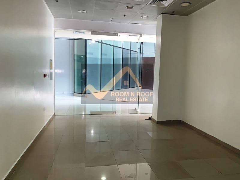 2 1 Month Free  Fully Fitted Shop For Rent  Crystal Tower  Business Bay  Ground Floor
