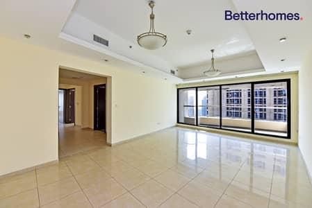 شقة 2 غرفة نوم للبيع في أبراج بحيرات الجميرا، دبي - Vacant | High Floor| Park View | Unfurnished