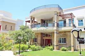 فیلا في قطاع P تلال الإمارات 6 غرف 900000 درهم - 4884243