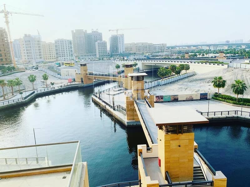 13 3Bed+ Maid's with Waterfront View in Wharf 3