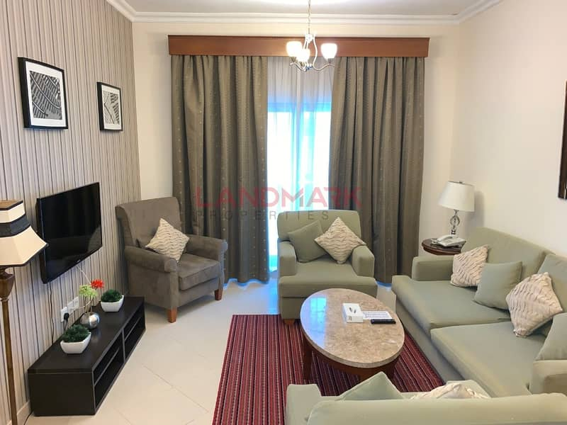 2 1 BR Furnished In The Belvedere Tecom