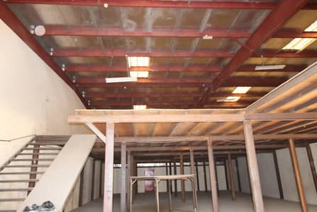 مستودع  للايجار في رأس الخور، دبي - Insulated Warehouse | For Storage | Prime Location