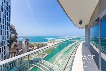 2 Bedroom Flat for Rent in Dubai Marina, Dubai - Sea View | Great Condition | Avl 15th Dec