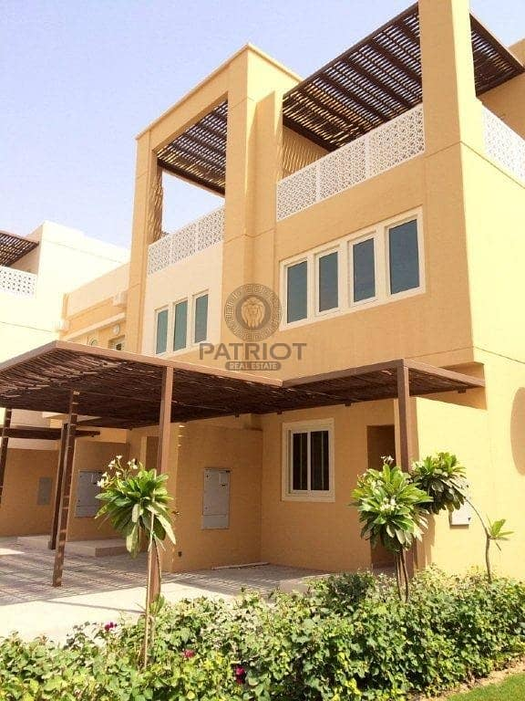 stunning 3 Bedroom Townhouse in al Badrah   a Large plot