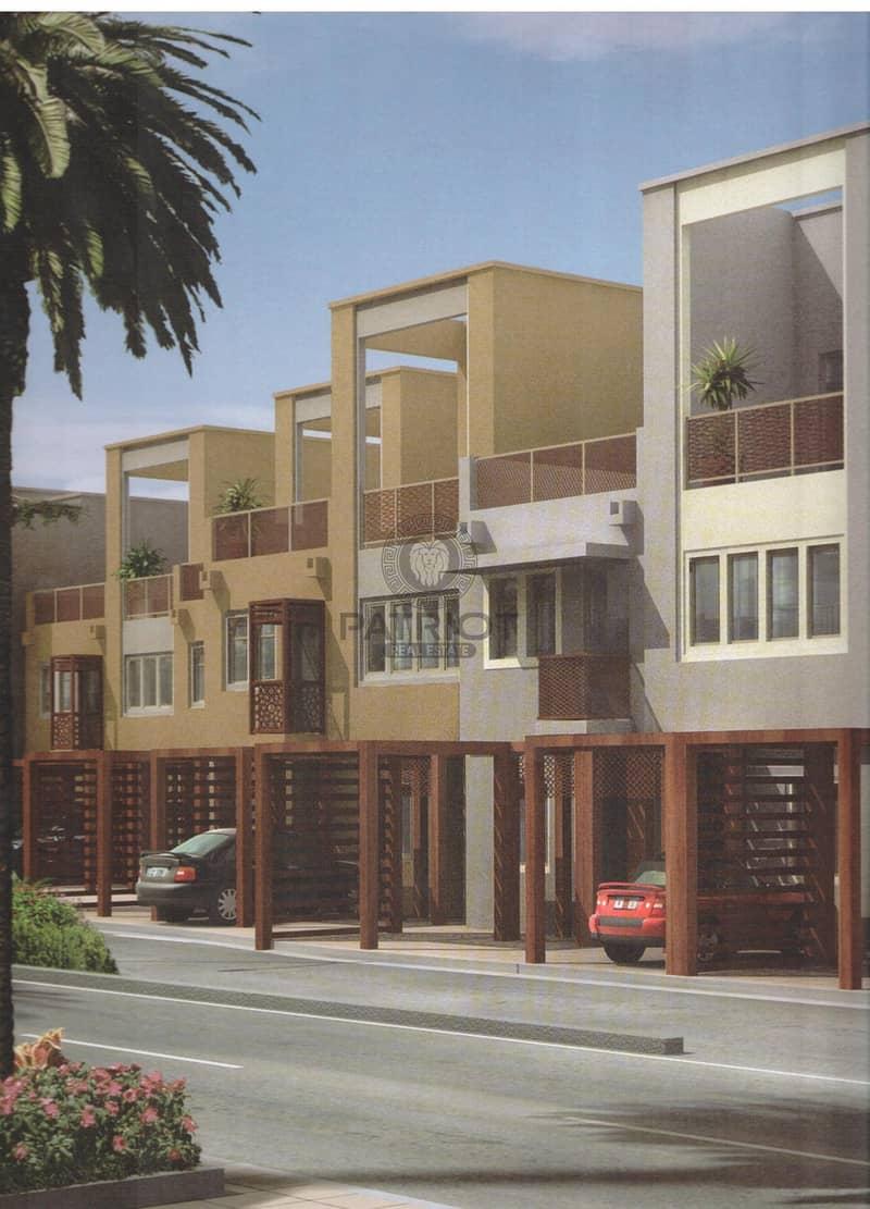 2 stunning 3 Bedroom Townhouse in al Badrah   a Large plot