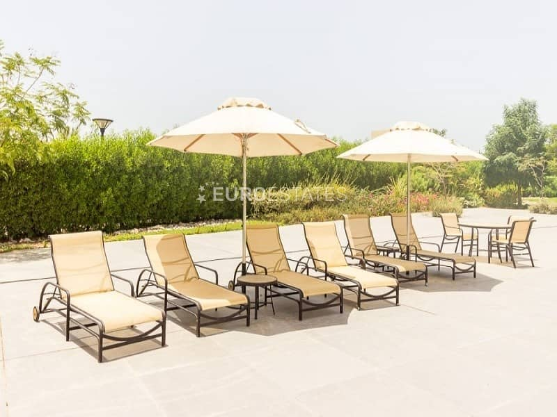 16 Refined 1 BR Apt. | Furnished + Large Balcony