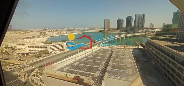 4 Bedroom Flat for Rent in Tourist Club Area (TCA), Abu Dhabi - No commission . 1 month free.  Parking. Seaview