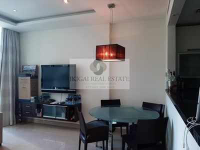 1 Bedroom Apartment for Rent in Jumeirah Lake Towers (JLT), Dubai - High Floor I Fully furnished I Priced for quick lease