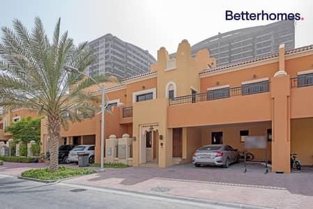 تاون هاوس 4 غرف نوم للايجار في مدينة دبي الرياضية، دبي - Upgraded  High Quality   Rooftop Garden  Unfurnished